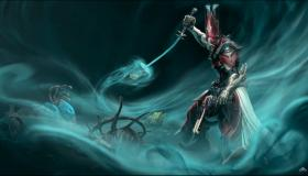 Warframe: Chains of Harrow
