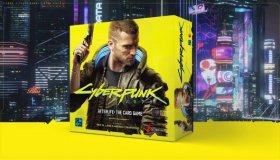 Cyberpunk 2077 Card game