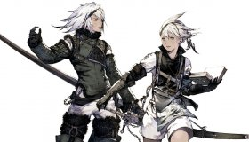 NieR Replicant Remastered gameplay videos