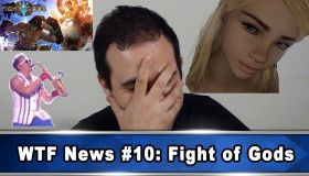 WTF News 10: Fight of Gods, House Party και Ασιάτες