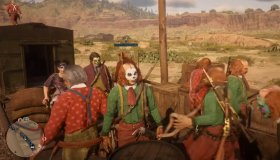 Οι παίκτες του Red Dead Online ντύνονται κλόουν για να τσαντίσουν την Rockstar