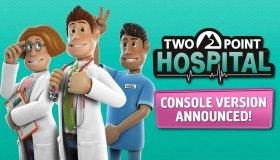 Το Two Point Hospital έρχεται στις κονσόλες