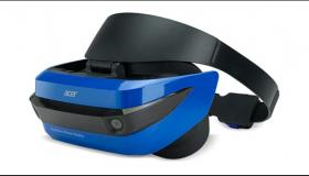 Microsoft Windows Mixed Reality headsets