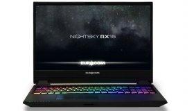 Nightsky RX 15: Laptop με 16TB σκληρούς δίσκους και κόστος 11.000 ευρώ!