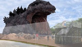 Έρχεται life size Godzilla σε λούνα παρκ της Ιαπωνίας