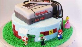 Game Maniacs: Majora's mask, όπλα και τούρτα Super Mario