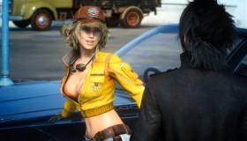 Final Fantasy XV gameplay video σε PC