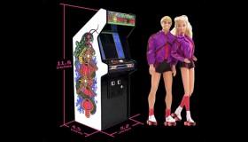 Mini Arcade RepliCade x Centipede