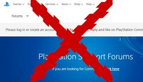 Το επίσημο forum του PlayStation community κλείνει οριστικά