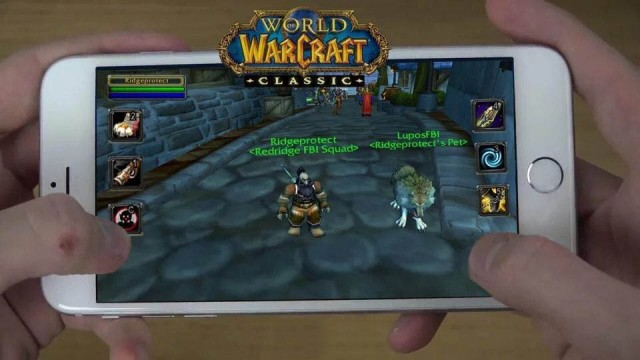 warcraft-android-ios